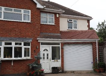 Thumbnail 4 bed detached house to rent in Hamilford, Close, Scraptoft, Leicester.