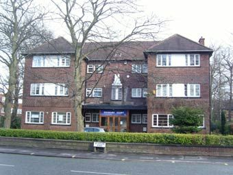 Thumbnail 1 bed flat to rent in Wilmslow Road, Didsbury