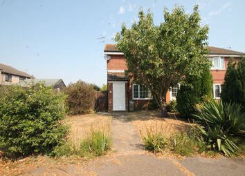 Thumbnail 2 bedroom end terrace house to rent in Rosedale Gardens, Carlton Colville, Lowestoft
