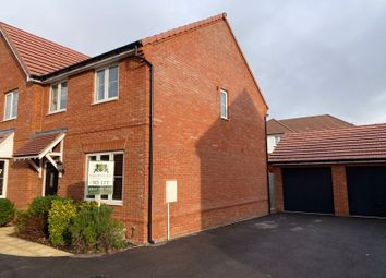 3 bed semi-detached house to rent in Normandy Road, Fareham PO14