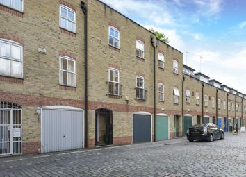 Thumbnail 2 bed town house to rent in Andover Place, London NW6,