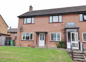 Thumbnail 2 bedroom flat to rent in Deepdale Drive, Carlisle