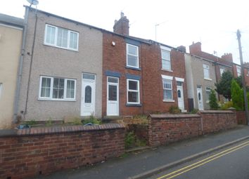 Thumbnail 2 bed terraced house to rent in Queen Street, Brimington, Chesterfield