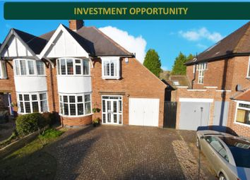 3 bed semi-detached house for sale in Northcote Road, Knighton, Leicester LE2