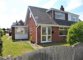 Thumbnail 4 bed semi-detached house for sale in Bredon Avenue, Euxton, Chorley