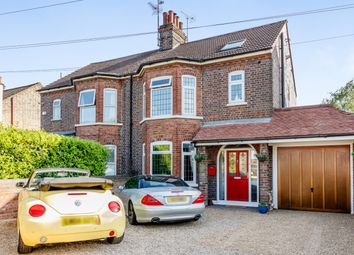 Thumbnail 4 bedroom semi-detached house for sale in Poynters Road, Dunstable, Central Bedfordshire