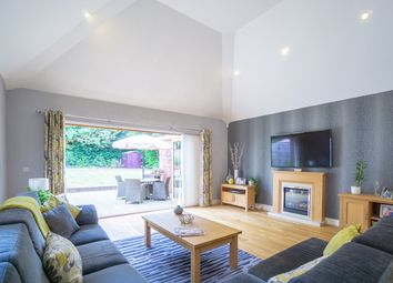 Thumbnail 4 bed detached house for sale in Garden Walk, Royston