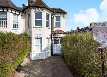 Lancaster Road, London NW10. 4 bed end terrace house for sale