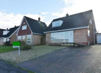 Thumbnail 3 bed bungalow to rent in High Meadow, Grantham