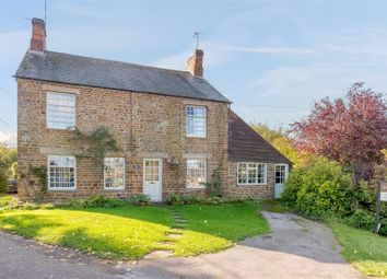 Thumbnail 4 bed detached house for sale in Upper Green, Moreton Pinkney, Daventry, Northamponshire