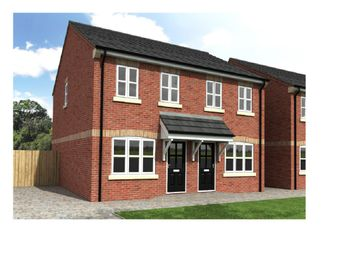 Thumbnail 2 bed semi-detached house for sale in Well Hill Drive, Harworth, Doncaster