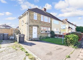 Cornwallis Avenue, Aylesham, Canterbury, Kent CT3. 3 bed semi-detached house