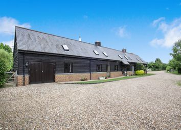 Thumbnail 4 bed barn conversion for sale in Bucklands Croft, Wilstone, Tring