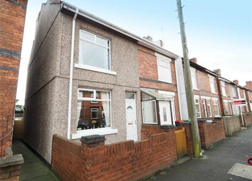 Thumbnail 2 bedroom semi-detached house for sale in Park Street, Kirkby-In-Ashfield, Nottinghamshire