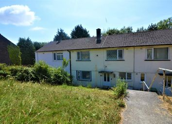 Thumbnail 3 bed terraced house for sale in Delamere Road, Plymouth, Devon