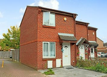 Thumbnail 1 bed end terrace house for sale in Clivesdale Drive, Hayes