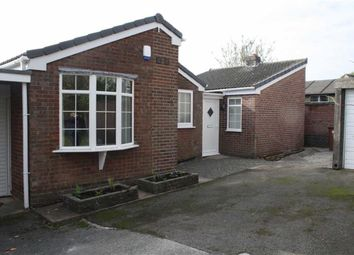 Thumbnail 2 bed detached bungalow for sale in Woodley Road, Ratby, Leicester