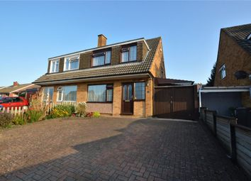 Thumbnail 3 bed semi-detached house for sale in Millhead Road, Honiton