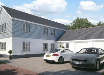 Thumbnail 4 bed detached house for sale in Plot 17, Green Meadows Park, Narbeth Road, Tenby