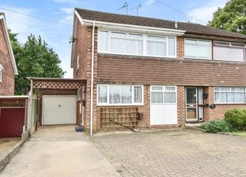 Thumbnail 3 bed semi-detached house to rent in Riley Drive, Banbury