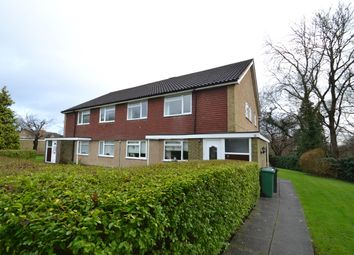Thumbnail 2 bed maisonette to rent in Rookwood Close, London Road South, Merstham, Redhill
