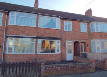 Thumbnail 3 bed terraced house for sale in Hereford Road, Aylestone, Leicester, Leicestershire