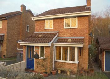 Thumbnail 3 bed detached house for sale in Wentworth Drive, Telford