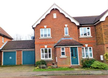 1 bed semi-detached house to rent in Petronius Way, Highwoods, Colchester CO4