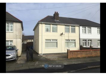 Thumbnail 4 bed semi-detached house to rent in Kinross Road, Fazakerley, Liverpool
