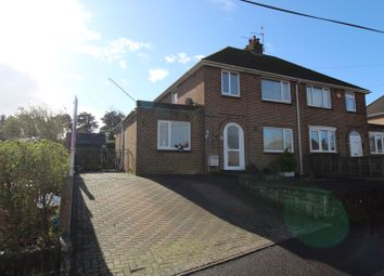 Thumbnail 3 bed semi-detached house for sale in Knowle Hill, Wareham