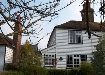 Thumbnail 2 bed cottage to rent in The Hill, Cranbrook