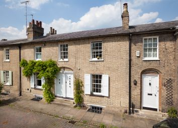Thumbnail 3 bedroom terraced house for sale in Willow Walk, Cambridge