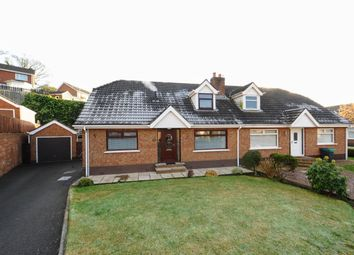 Thumbnail 4 bed semi-detached house for sale in Dunlady Manor, Dundonald, Belfast