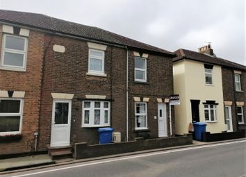 Thumbnail 2 bed end terrace house for sale in Keycol Hill, Kent