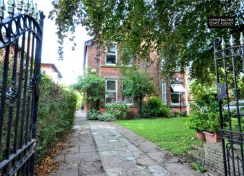 Thumbnail 4 bed flat for sale in Welholme Avenue, Grimsby