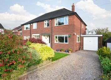 Thumbnail 3 bedroom semi-detached house for sale in Coverley Place, Penkhull, Stoke-On-Trent
