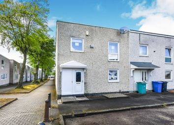 Thumbnail 3 bedroom end terrace house for sale in Fleming Road, Cumbernauld, Glasgow