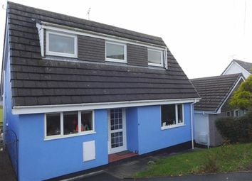 Thumbnail 4 bed detached house for sale in Bryncastell, Bow Street, Ceredigion