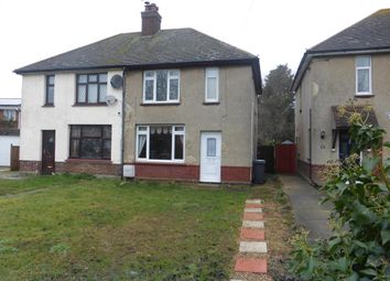Thumbnail 2 bed property to rent in Wood Lane, Cotton End, Bedford