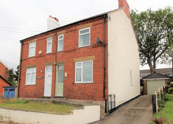Thumbnail 3 bed semi-detached house for sale in Roseneath, Bottom Road, Summerhill, Wrexham