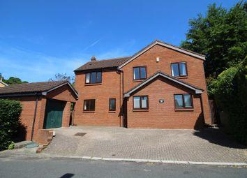 Thumbnail 5 bed detached house for sale in Kempes Close, Long Ashton, Bristol