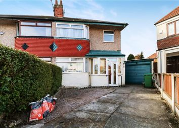 Thumbnail 3 bed semi-detached house for sale in Tor View, Liverpool