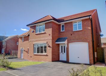 Thumbnail 4 bed detached house for sale in Mulberry Close, Rudheath, Northwich