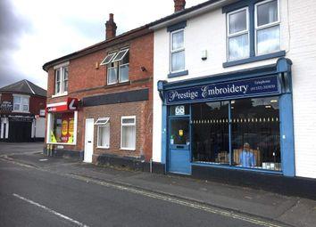 Thumbnail Commercial property for sale in Derby DE22, UK
