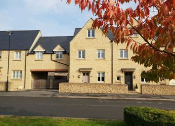 Thumbnail 4 bed end terrace house for sale in Forstall Way, Cirencester