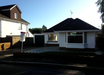 Thumbnail 2 bed detached bungalow to rent in Drakes Avenue, Sidmouth