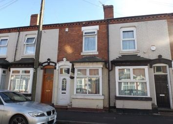 Thumbnail 2 bed terraced house for sale in Wood Green Road, Birmingham, West Midlands