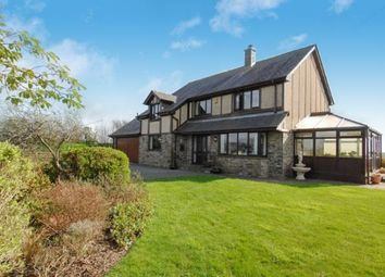 Thumbnail 5 bed detached house for sale in Looe, Cornwall