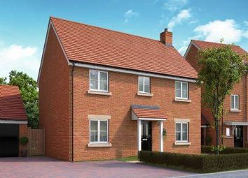 Thumbnail 4 bed detached house for sale in St Andrews At Kingsfield, Bromham Road, Biddenham