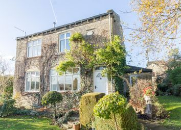 Thumbnail 4 bed detached house for sale in Queens Road, Norwood Green, Halifax